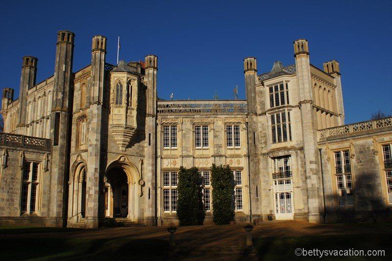 Highcliffe Castle, Dorset, England