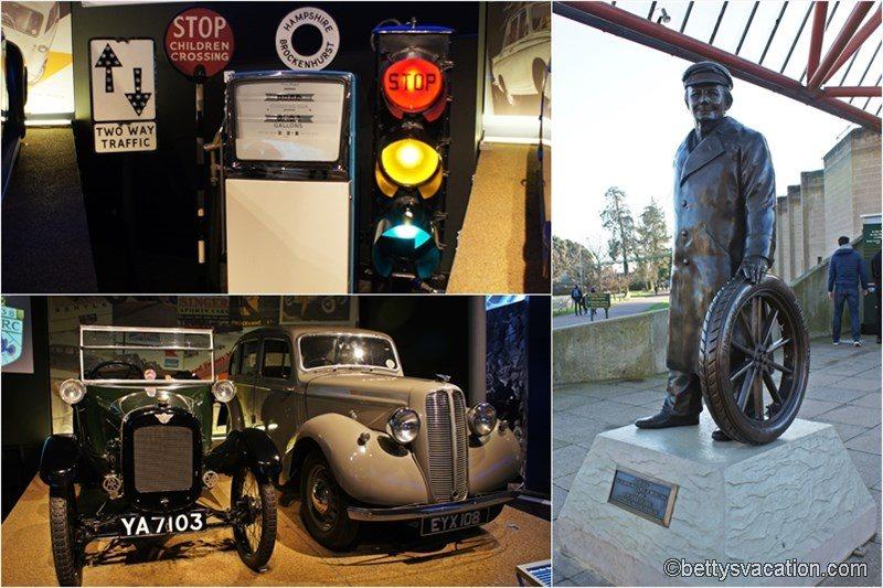 National Motor Museum, Beaulieu, New Forest, Hampshire, England
