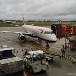 British Airways City Flyer Euro Traveller Embraer 190: Berlin-London
