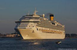 Costa Favolosa, Costa Cruises