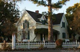 General Vallejo Home, Sonoma State Historic Park, Kalifornien