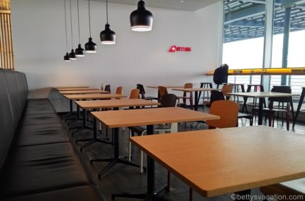 Swiss Business Lounge Zürich E-Gates