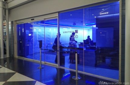 United Club, Chicago O'Hare