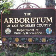 Los Angeles County Arboretum and Botanic Garden, Arcadia, CA