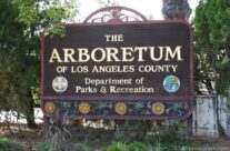 Los Angeles County Arboretum and Botanic Garden, Arcadia, CA