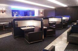 United Polaris Lounge, Chicago O'Hare