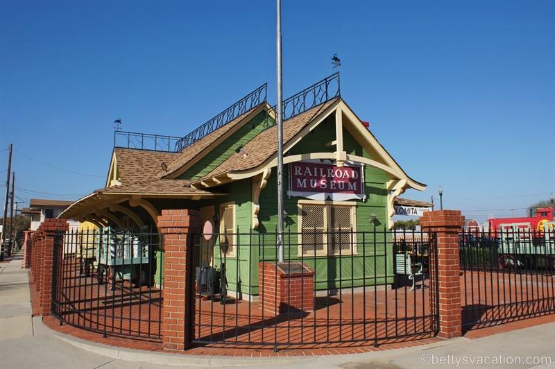 Lomita Railroad Museum, Lomita, CA