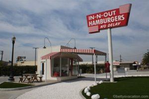 Erster In-n-Out Burger, Baldwin Park, Kalifornien