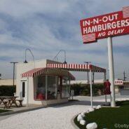Erster In-n-Out Burger, Baldwin Park, CA