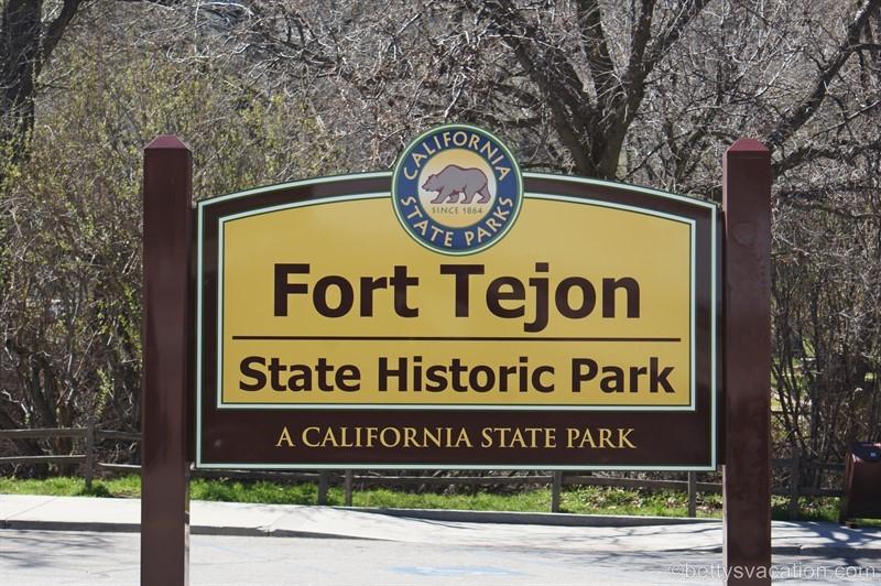 Fort Tejon State Historic Park, Lebec, Kalifornien