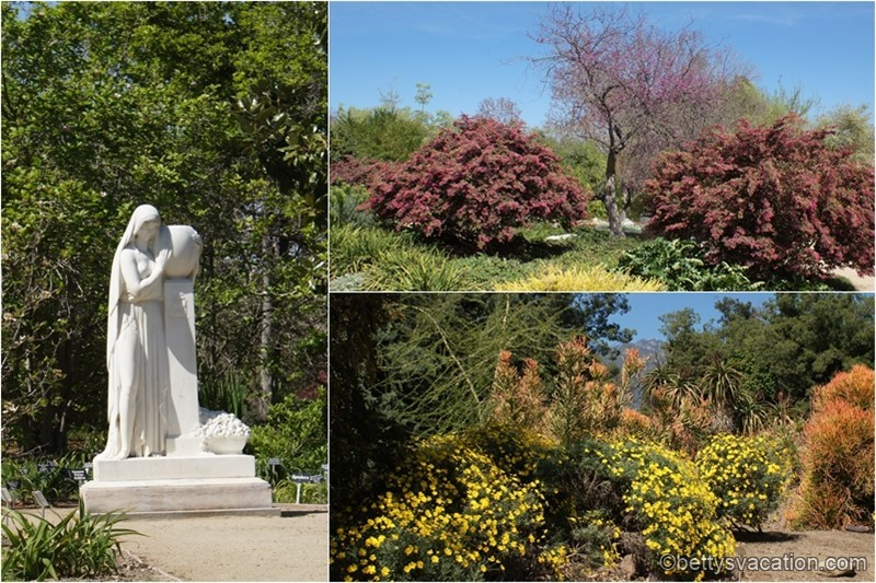 Los Angeles County Arboretum And Botanic Garden Arcadia Ca Betty 39 S Vacation