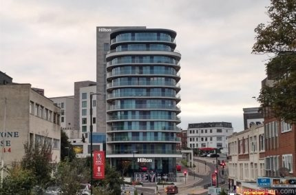 Hilton Hotel Bournemouth, GB