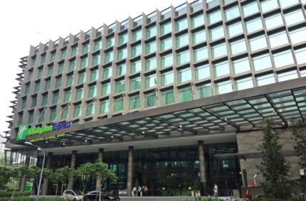 Holiday Inn Express Clarke Quay, Singapur
