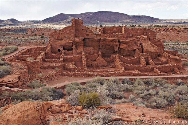Die Nationalparks Arizonas, Teil 4