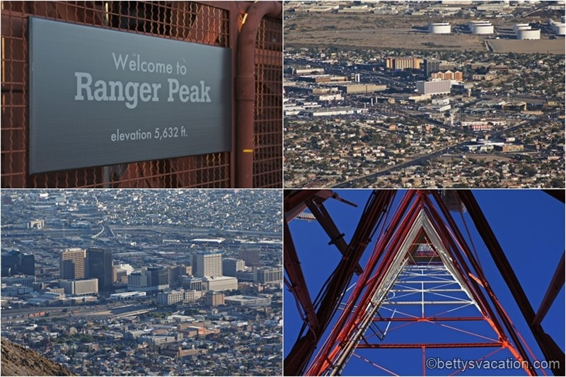 Wyler Aerial Tramway El Paso Tx Betty S Vacation
