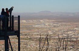 Wyler Aerial Tramway, El Paso, Texas