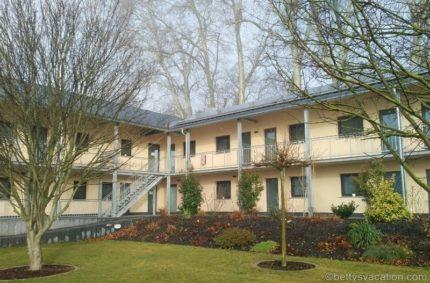 Altes Ruderhaus, Worms, Rheinland-Pfalz