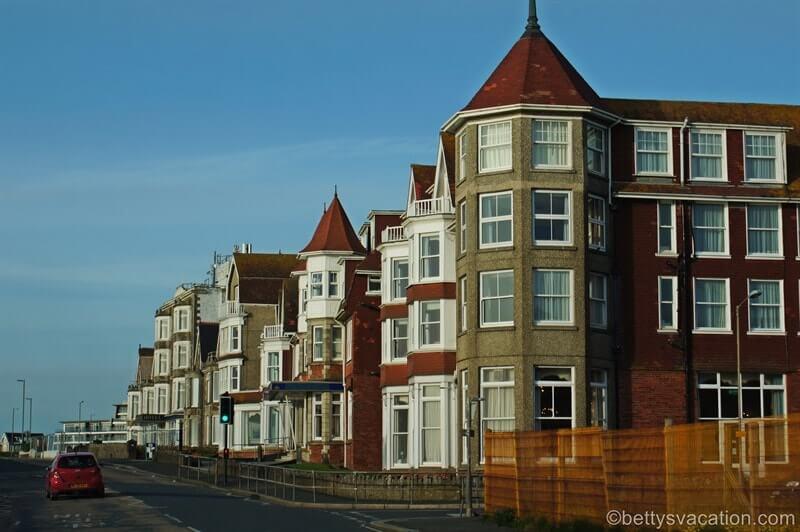 Best Western Hotel Bristol, Newquay, Cornwall, GB