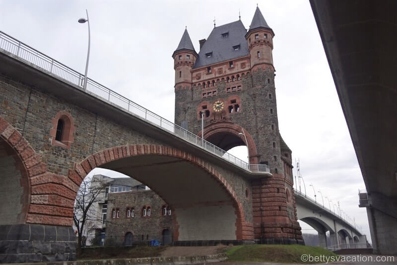 Stadtrundgang durch Worms, Rheinland-Pfalz