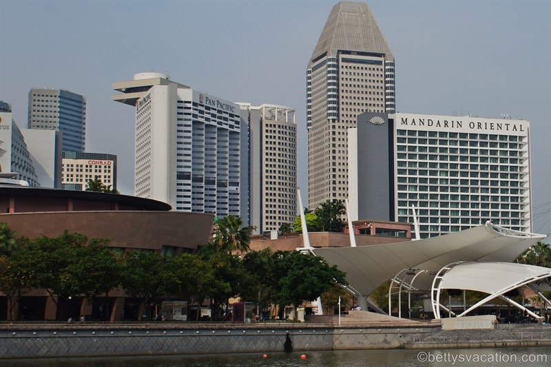Pan Pacific Hotel, Singapore