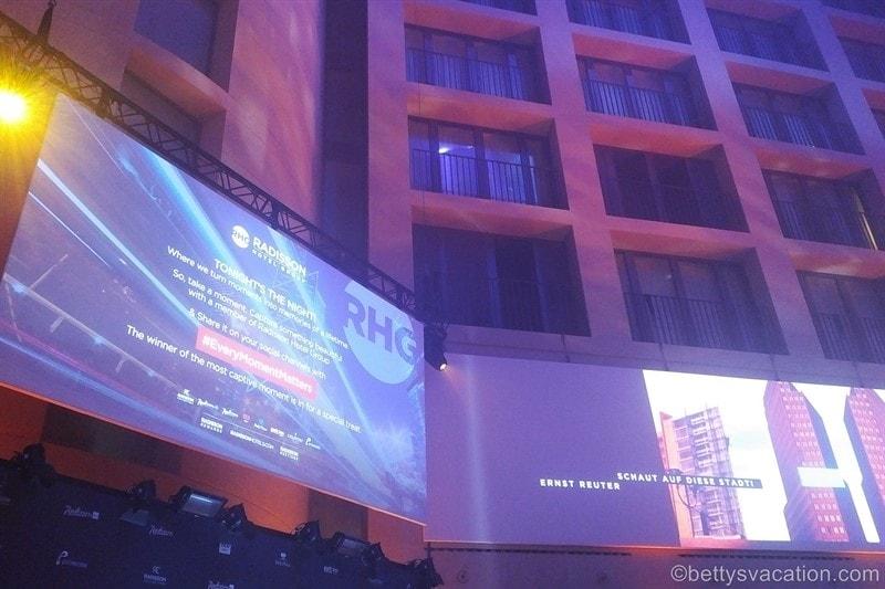 ITB 2018 - Vorstellung der neuen Radisson Hotel Group