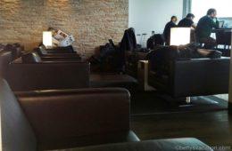 SWISS Business Lounge Zürich D-Gates