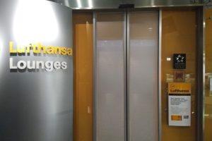 Lufthansa Business Lounge, Berlin-Tegel