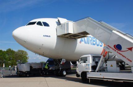 ILA 2018 – A340-300BLADE Testflugzeug