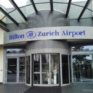 Hilton Zürich Airport, Schweiz