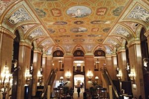 Palmer House - A Hilton Hotel, Chicago