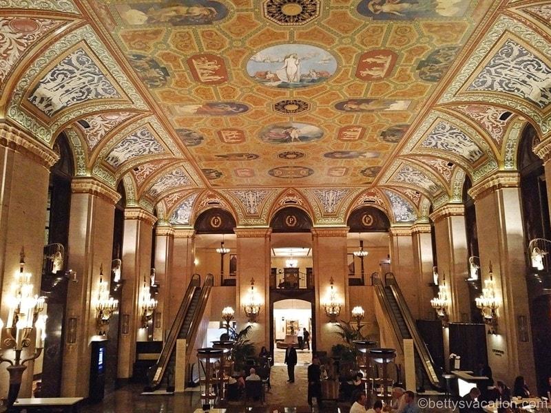 Palmer House – A Hilton Hotel, Chicago