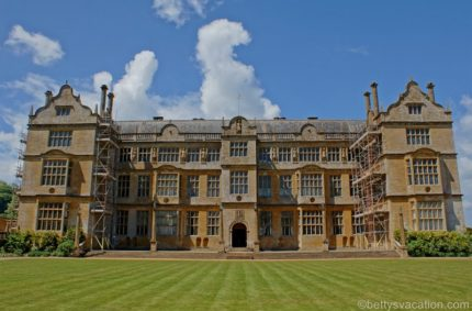 Montacute House, Somerset, England