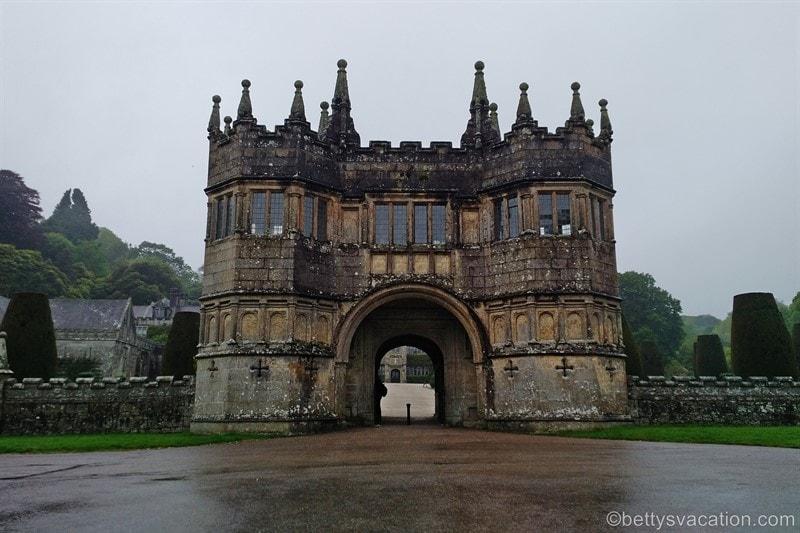 Lanhydrock House, Bodmin, Cornwall, England