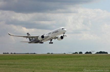 ILA 2018 – Airbus A350 XWB