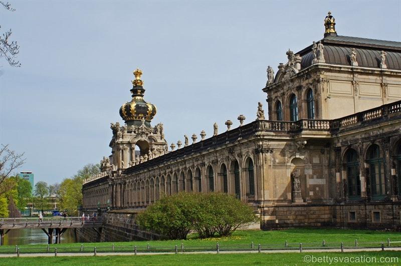 Stadtrundgang durch Dresden, Sachsen - Teil 1