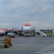 easyJet Economy Class A320: Berlin-Kopenhagen
