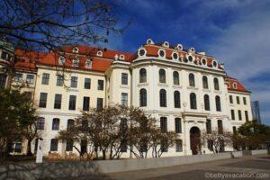 Stadtrundgang durch Dresden, Sachsen - Teil 2