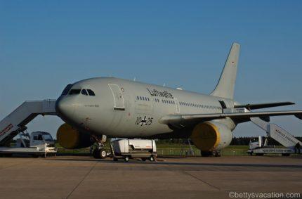 ILA 2018 – Militärische Flugzeuge aus aller Welt