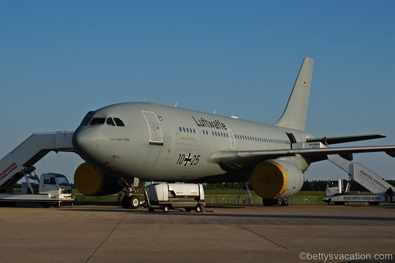ILA 2018 - Militärische Flugzeuge aus aller Welt
