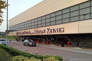 DoubleTree by Hilton Hotel, Milton Keynes, GB