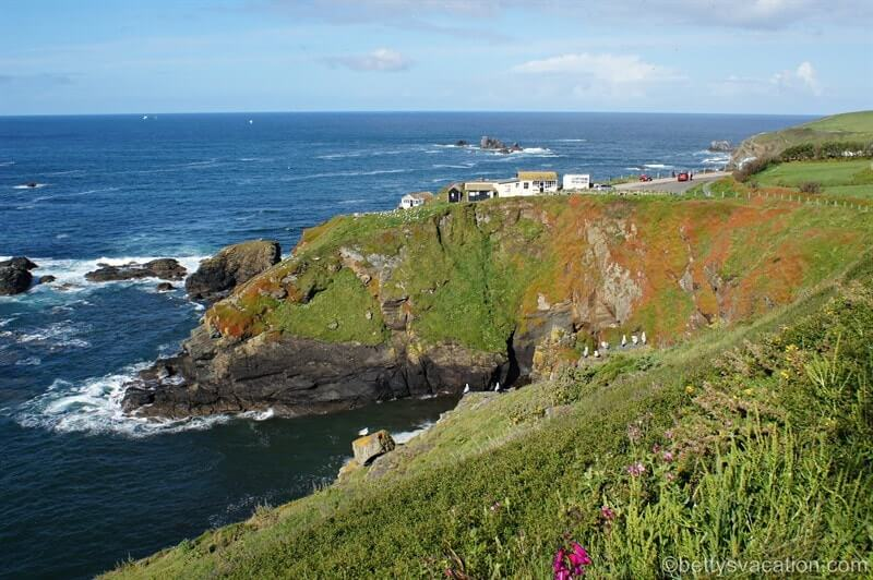 Lizard Point, Cornwall, England