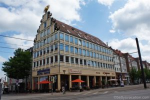 Steigenberger Hotel Sonne, Rostock