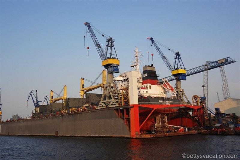 Blohm+Voss Werft