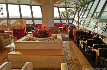 British Airways Terraces Lounge, Berlin-Tegel