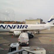Finnair Business Class A321: Berlin-Helsinki