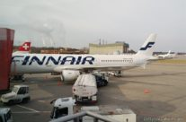 Finnair Business Class A321: Berlin-Helsinki
