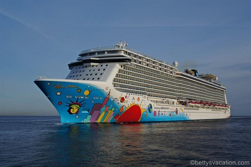 Norwegian Breakaway - Norwegian Cruise Line