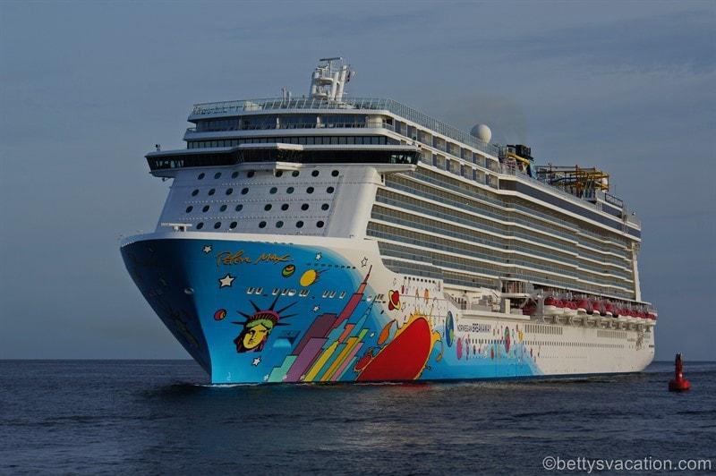 Norwegian Breakaway, Norwegian Cruise Line