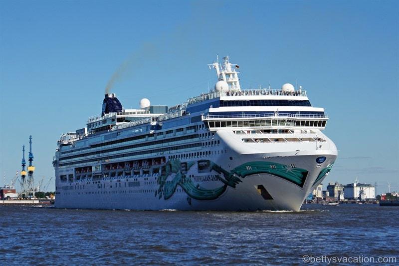 Kreuzfahrtschiffe weltweit