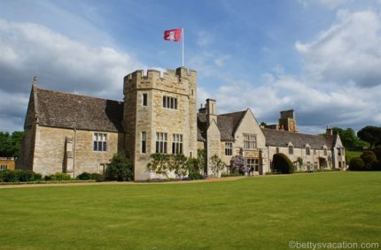 Rockingham Castle, Corby, England